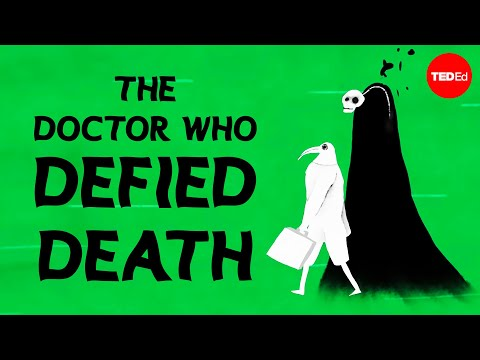 Video image: The tale of the doctor who defied Death - Iseult Gillespie