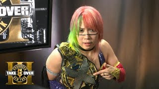 Asuka vows to remain NXT Women's Champion after her hard-fought victory: Aug. 19, 2017