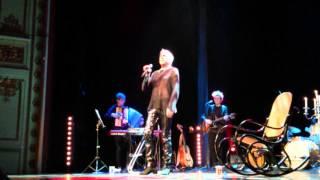 Rikard Wolff: Var beredd (Scars sång) live i Kristianstad 2014