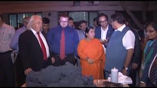 Graphene:Hon.Minister of Water Resources Ms.UmaBharti ,Graphene  Nanotechnolog Clean Ganga Abhiyan
