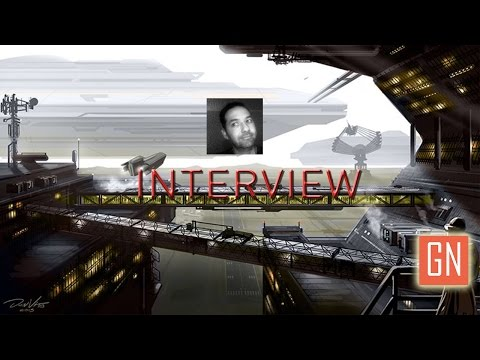 James DonVito Interview (With Painting)