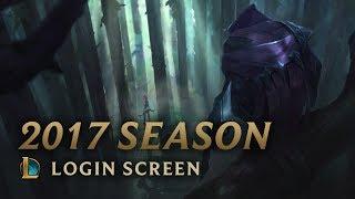 2017 Season | Login Screen - League of Legends