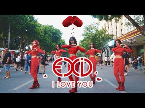 [KPOP IN PUBLIC] I LOVE YOU (알러뷰) - EXID (이엑스아이디) Dance Cover By The D.I.P
