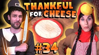 THANKFUL for CHEESE (St. Mark's) - #34