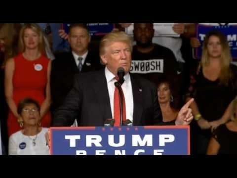 Donald Trump FULL Speech - September 19, 2016 - Fort Myers , Florida