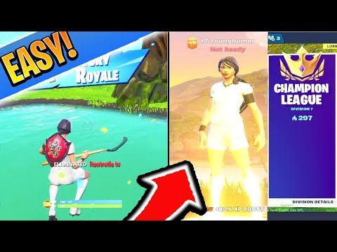 How to WIN ARENA EASILY! Fortnite Ps4/Xbox Tips and Tricks Season 8! (How to Win in Fortnite)