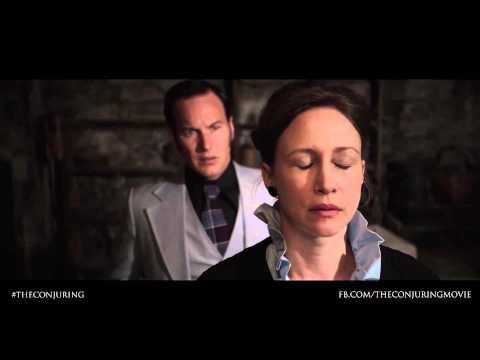 The Conjuring - El Conjuro - Javier Paz Voice Over Demo Trailer