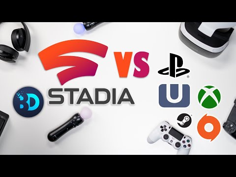 Google Stadia - What impact it will have on the Video Game Industry