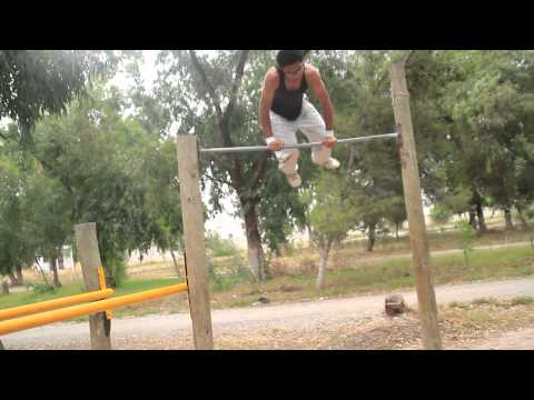 tunisia street workout