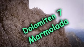 Dolomiten 7 - Marmolada - Auf den Spuren des 1. Weltkrieges