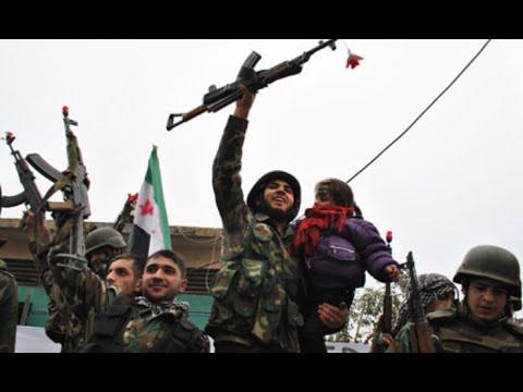 Arma3 Syrian army raid al-nusra front