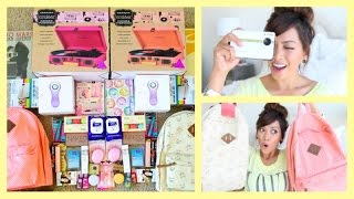 Back to School Must-Haves 2014 + GIVEAWAY! ThatsHeart Thumbnail