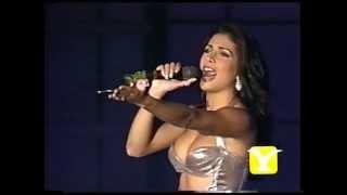 Patricia Manterola, Regalame una rosa, Festival de Viña 1995