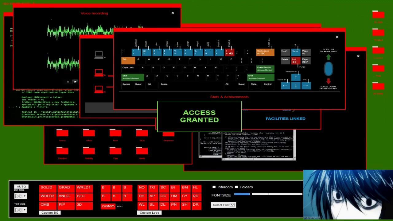 Hack Simulator Online