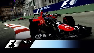 F1 2012 - Improvements Developer Diary