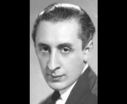 Vladimir Horowitz plays Balakirev´s Islamey (audio only)