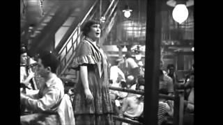 """Fréhel chante """"J'attends quelqu'un"""" en 1934"""