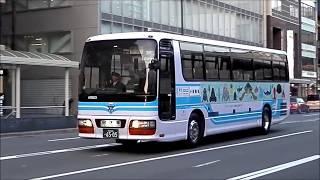 【京都市バスPV】ツーステップ車・元定観車PV