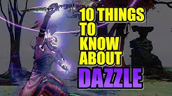 10 Things YOU Should Know About DAZZLE DOTA2