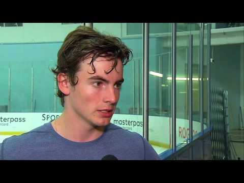 Maple Leafs Development Camp: Ryan O'Connell - July 10, 2017
