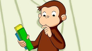 Curious George 🐵Curious George Gets All Keyed Up 🐵Kids Cartoon 🐵Kids Movies 🐵TV Show For Kids