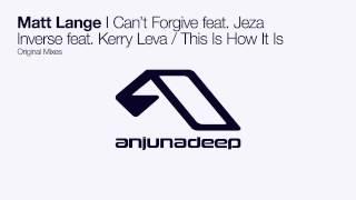 Matt Lange feat. Kerry Leva - Inverse