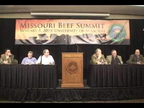 Missouri Beef Summit - Ag Science & Beef Technology