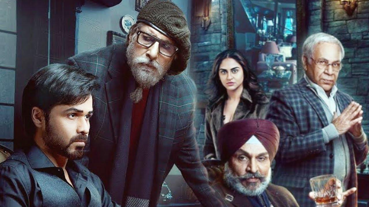Download Emraan Hashmi & Amitabh Bachchan Latest 2021 Hindi Suspense Thriller Full Movie   Annu Kapoor