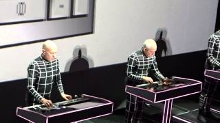 Kraftwerk Pocket Calculator Dentaku Paradiso Amsterdam 2015