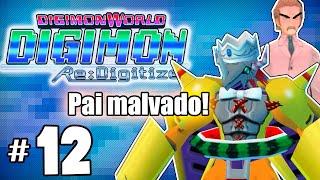 Petrov é um mal pai! - Digimon World Re: digitize parte 12 - Detonado Hd em Portugues