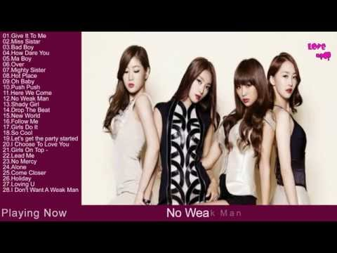 SISTAR Collection Of The Best Songs 2014