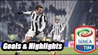 Juventus vs Sassuolo - Goals & Highlights Calcio Série A