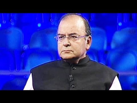 I am for decriminalising gay sex: Arun Jaitley to NDTV