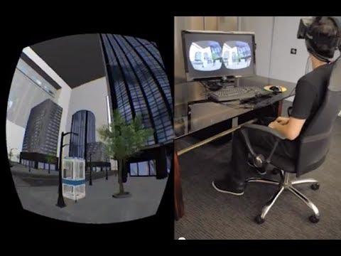 Mind Controlled Virtual Reality | Rift + Hydra + EPOC