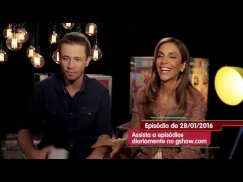 The Voice Kids Web: Titi e Veveta batem um papo delicioso!