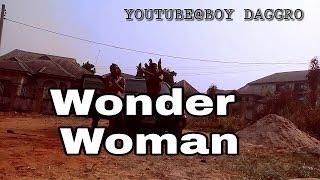 WONDER WOMAN by Davido /Girl dances better with wonder woman