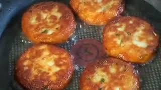 Crispy mashed potatoes recipe