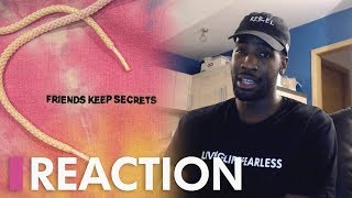Benny Blanco - Friends Keep Secrets Reactions