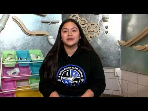 Student Spotlight - Rosmery Ipina Perez