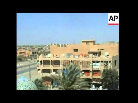 WRAP Clashes in Ramadi and Fallujah, Baghdad IED