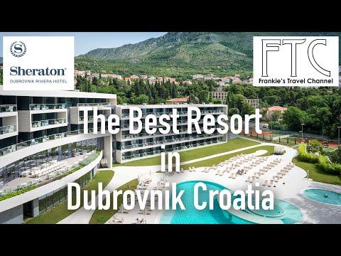 sheraton-dubrovnik-riviera-hotel,-croatia-in-4k-(best-hotel-in-dubrovnik)