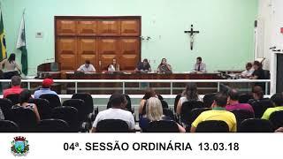 Sessão da Câmara 07.03.18