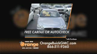 The Orange Buick GMC Difference