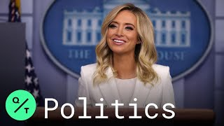 White House Press Secretary Kayleigh McEnany Holds Press Briefing