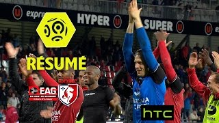 Video Gol Pertandingan Guingamp vs SC Bastia