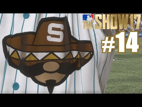 SOUP'S HORRIBLE NEW YORK ACCENT! | MLB The Show 17 | Diamond Dynasty #14