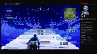 Fortnite Live Stream \ at 10 sub mod giveaway