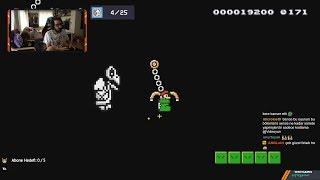 Videoyun-super Mario Maker 2 Oynuyor#4  Expert Ve Normal Mode
