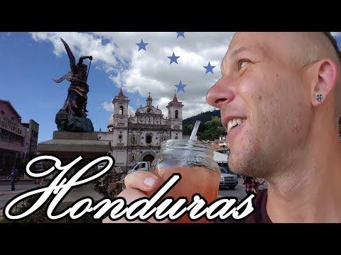 🇭🇳Honduras Travel Vlog - Having Fun in the Country with the highest Murder Rate (Ep1: Tegucigalpa)