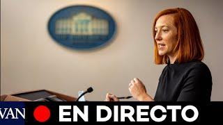 DIRECTO: Reunión informativa de la Casa Blanca con funcionarios climáticos de Biden
